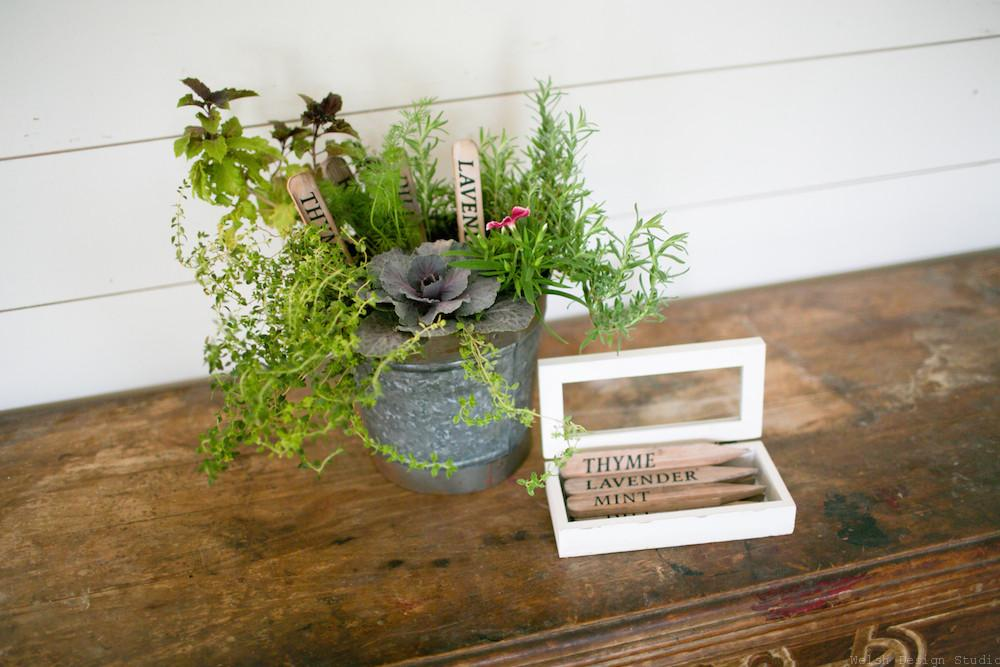 herb plant stakes magnolia market fixer upper