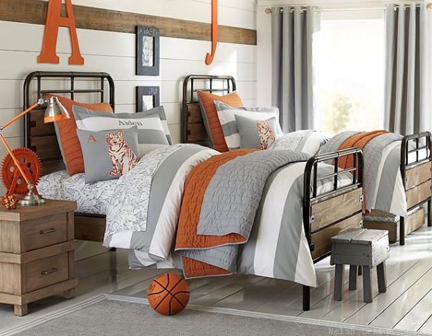 industrial boys bedroom ideas