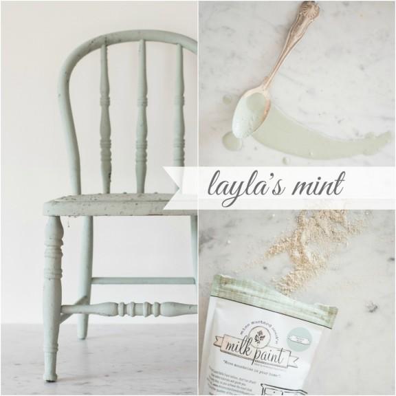 miss mustard seed layla's mint