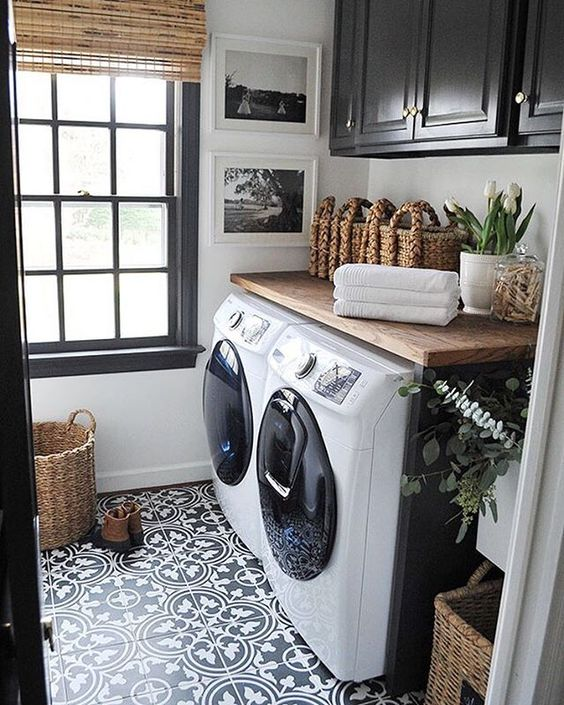 laundry room inspiration picture