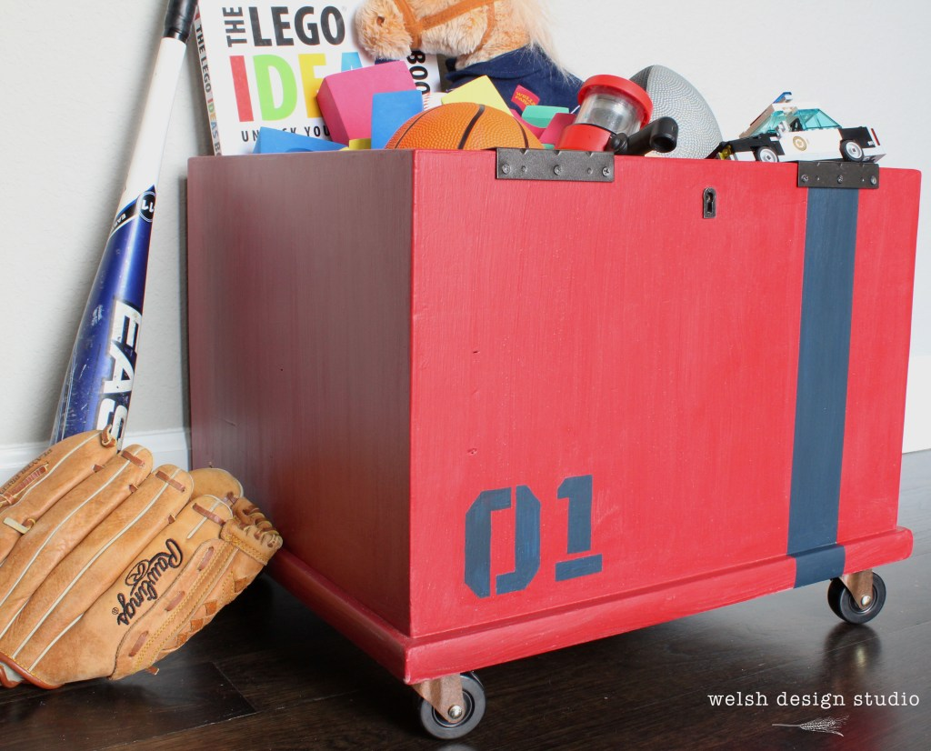 industrial toy box