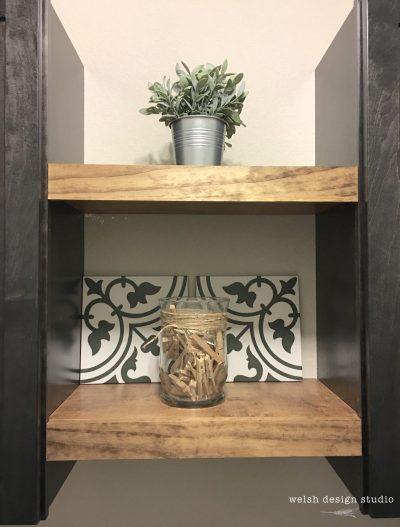 http://www.welshdesignstudio.com/diy-floating-shelves-laundry-room/