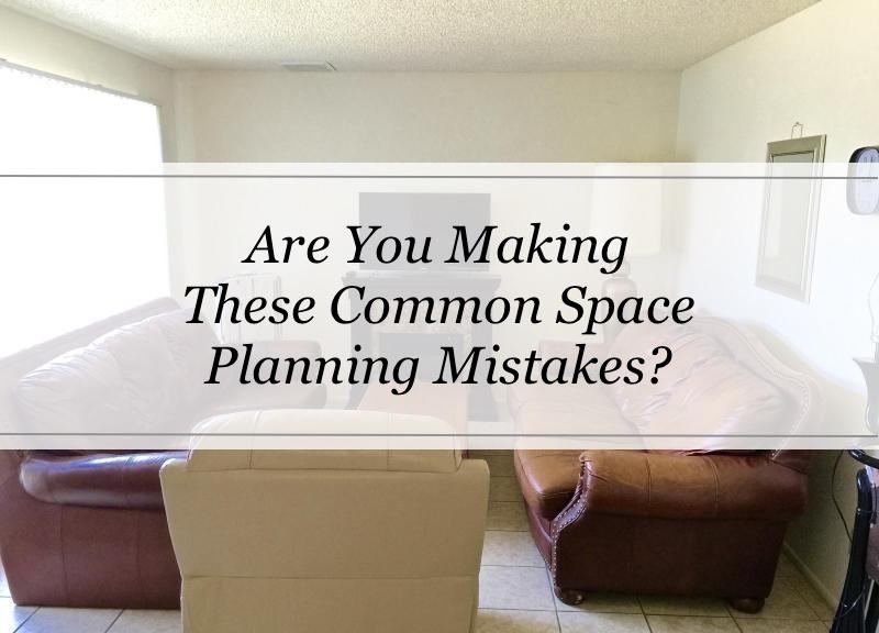 common space planning mistakes