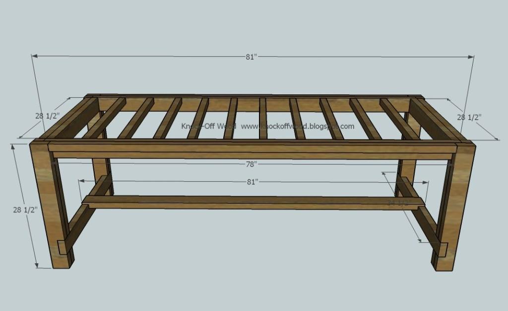 Our New Diy Outdoor Table Welsh Design Studio