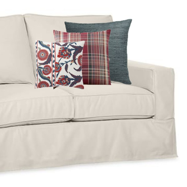 Miraculous Interior Design 101 How To Coordinate Sofa Pillows Like A Cjindustries Chair Design For Home Cjindustriesco