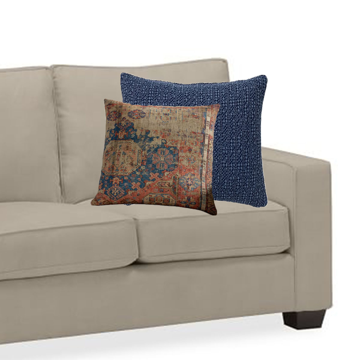 Gray Sofa Pillows