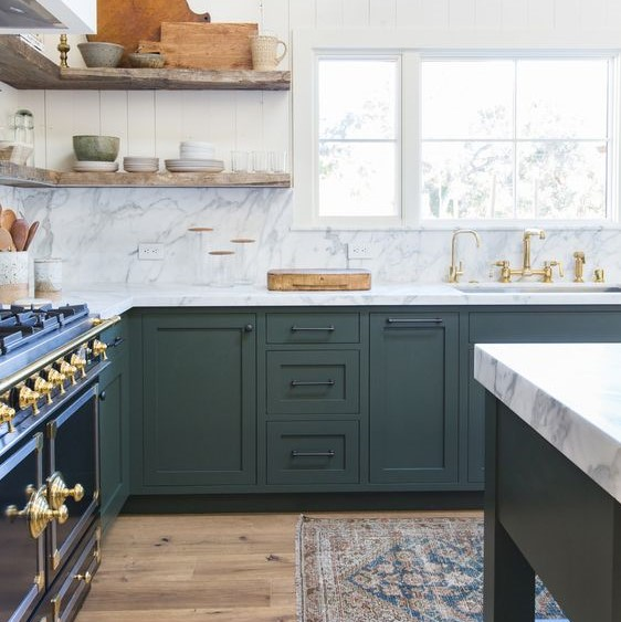 Kitchen Cabinets Naples Florida: Color-of-the-year-2019-ppg-night-watch-1145-7-kitchen