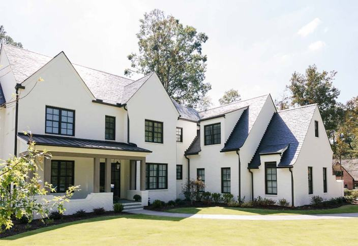 The Best White Paint Colors for Exteriors – Welsh Design Studio