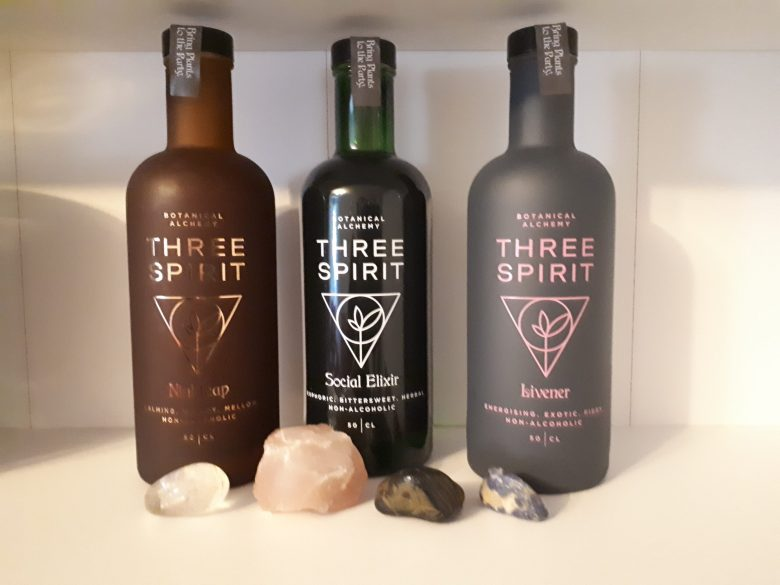 Three Spirit Drinks