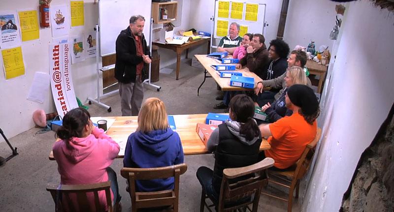 Ioan-Talfryn-teaching