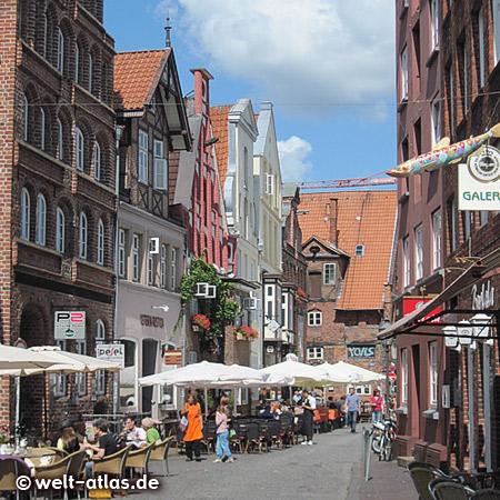 Photo Am Stintmarkt, Lüneburg | Welt-Atlas.de