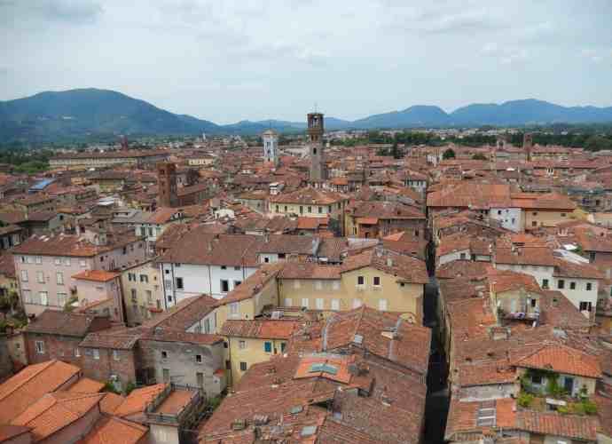 Lucca - Perle der Toskana