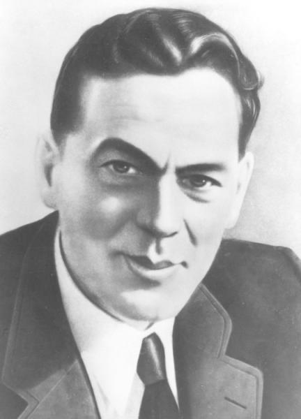 """Der deutsch-sowjetische Spion Richard Sorge, der von den Japanern gehenkt wurde, hat ebenfalls im """"Hotel Lux"""" gewohnt ..."""