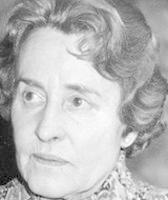 """Ruth von Mayenburg lebte von 1938 bis 1945 im """"Lux"""" und war verheiratet mit ..."""