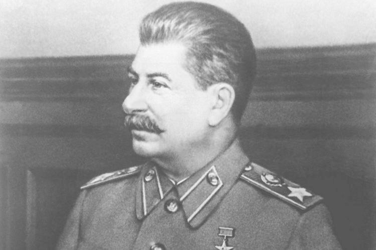 ... hinter dem Terror: Josef Stalin, faktischer Herrscher über das Sowjetreich von den frühen Zwanzigern bis zu seinem Tod 1953.