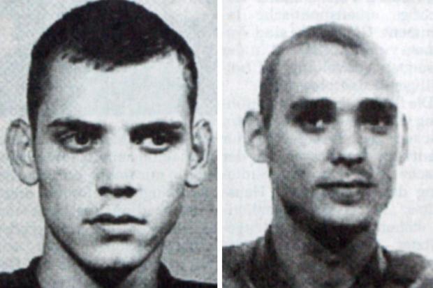 Uwe Böhnhardt (l.) und Uwe Mundlos bildeten mutmaßlich mit Beate Zschäpe die Terrorzelle NSU. Noch ist unklar, wer ihr Leben im Untergrund unterstützte