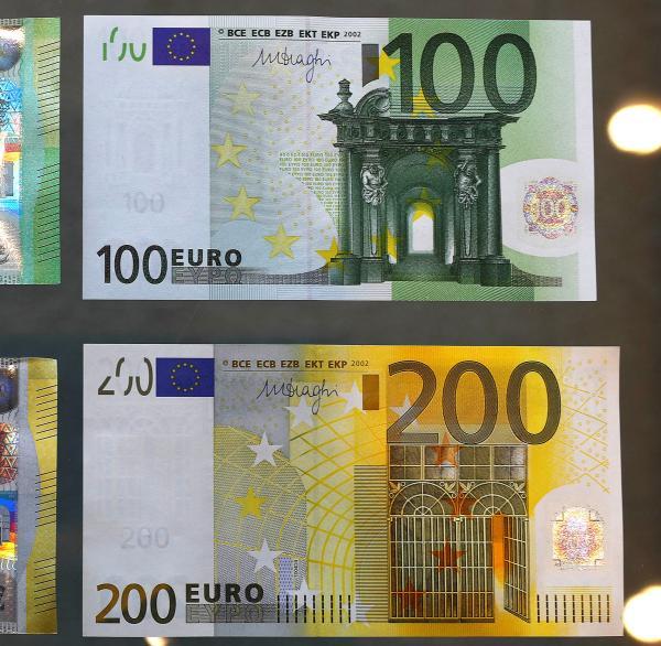 bargeld 200 euro scheine werden