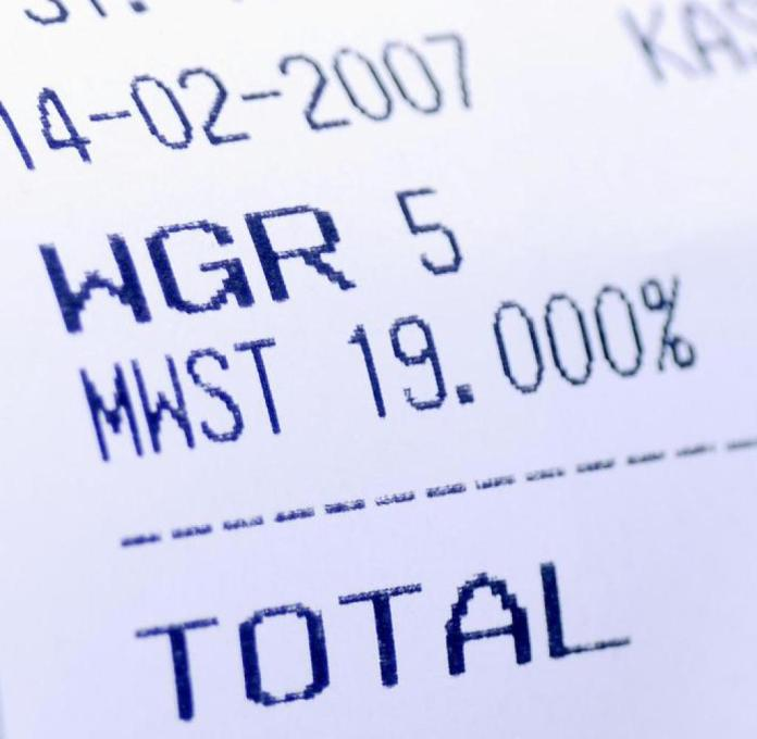 The new VAT rates will apply from July 1st