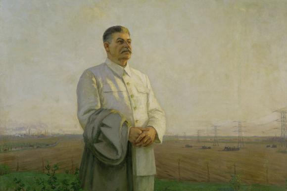 Stalin, Morgen unserer Heimat / Schurpin