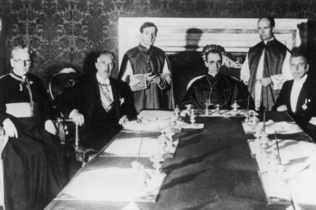 Reichskonkordat Brights Die Natur Des Zweifels