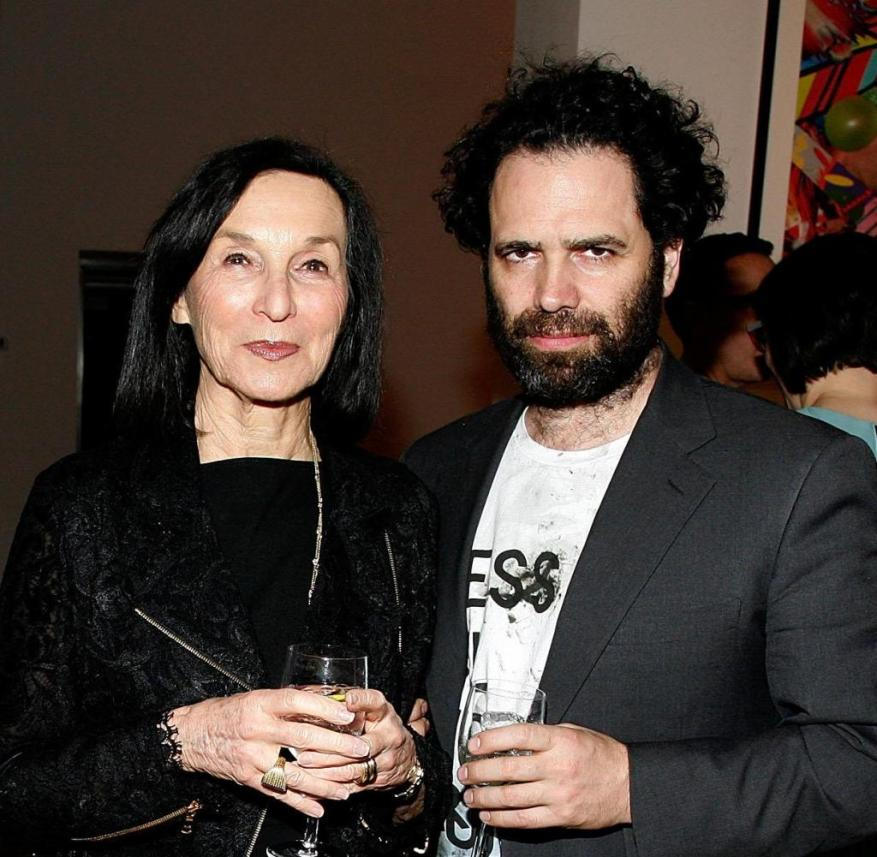 The Lady and the Punk: Barbara Gladstone and Gavin Brown (2011)