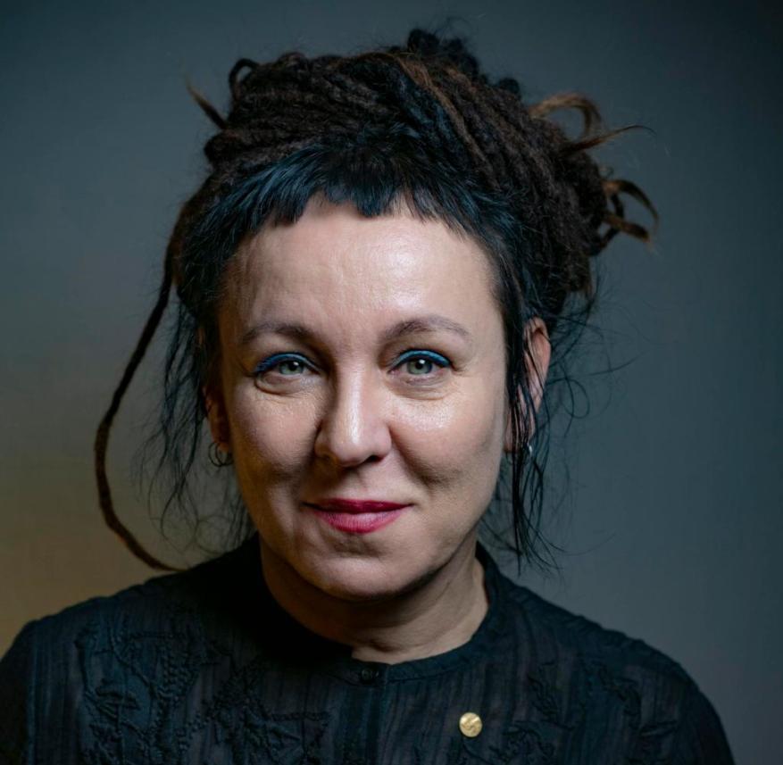 Olga Tokarczuk, Poland wrter Nobel Literature laureate 2018 2018 Photo: Staffan Lowstedt / SvD / TT / Code: 30312 ** OUT SWEDEN ** [ Rechtehinweis: picture alliance/TT NEWS AGENCY ]