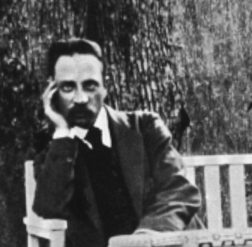 Rainer M Rilke