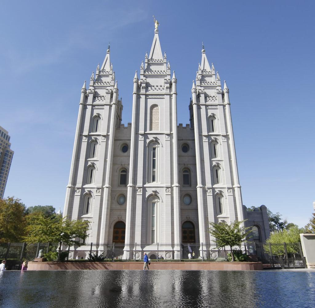 Religion Die Mormonen Und Ihre Heilige Unterwäsche Welt