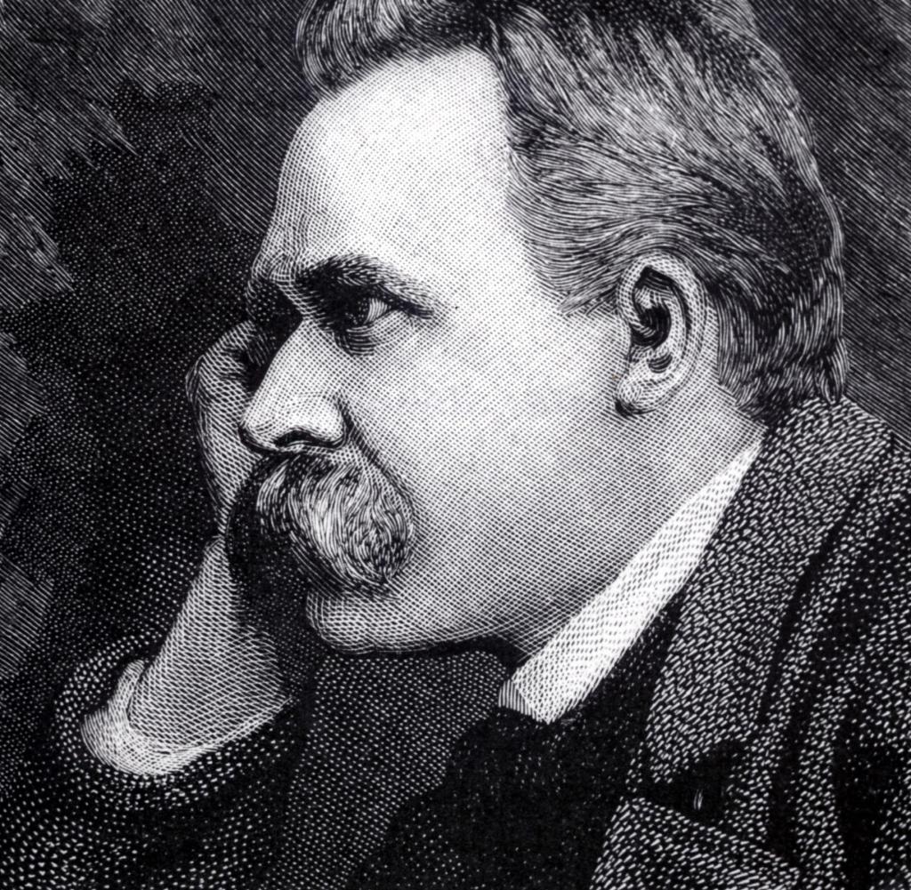 Friedrich Nietzsche Wurde Am  In Rocken Bei Lutzen Geboren