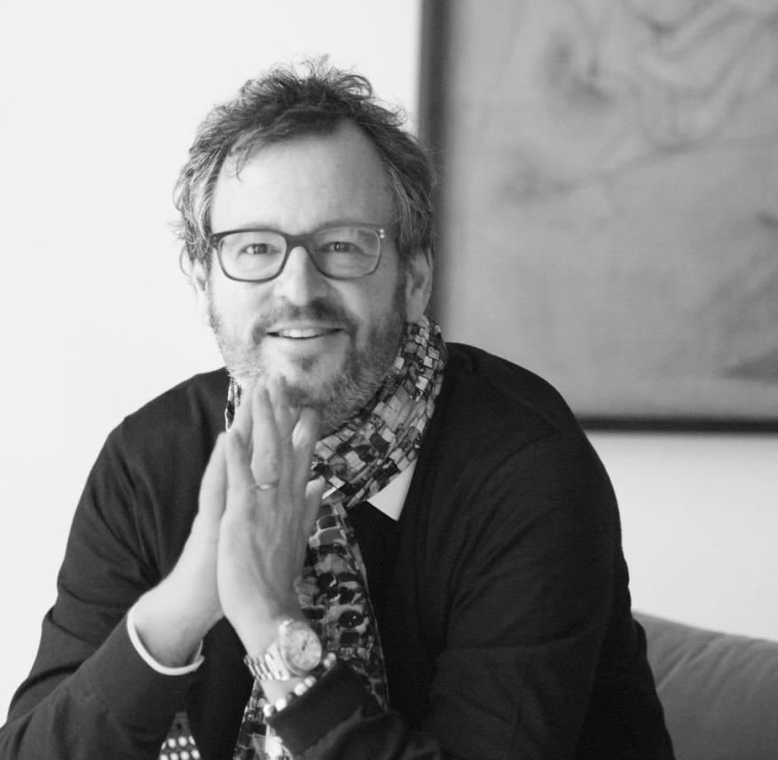 Iwan Wirth, President of the Hauser & Wirth Gallery