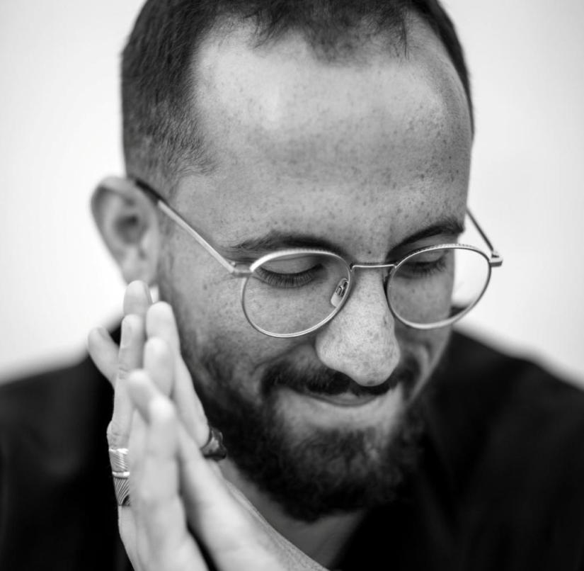 Igor Levit Pressefoto 2020 / Encounter © Felix Broede - Sony Classical