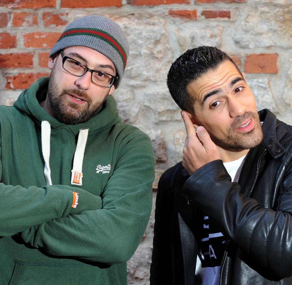 Nach Casting Show Sido Schlgt In Wien Society Reporter