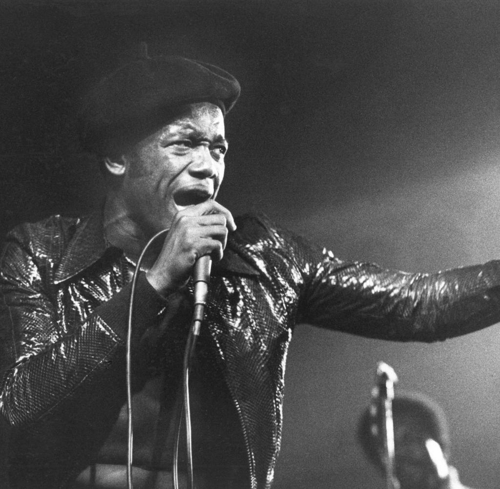 Its All Over Now Soul Legende Bobby Womack Stirbt Mit