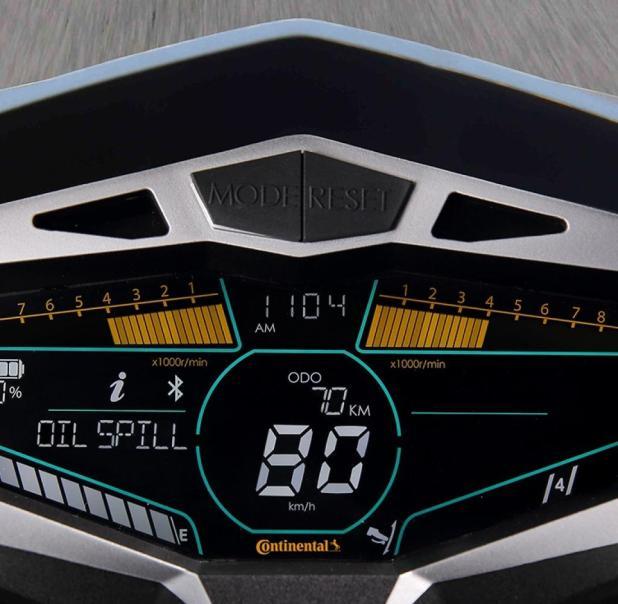 Continental eHorizon für Motorräder - Der Biker in der Cloud