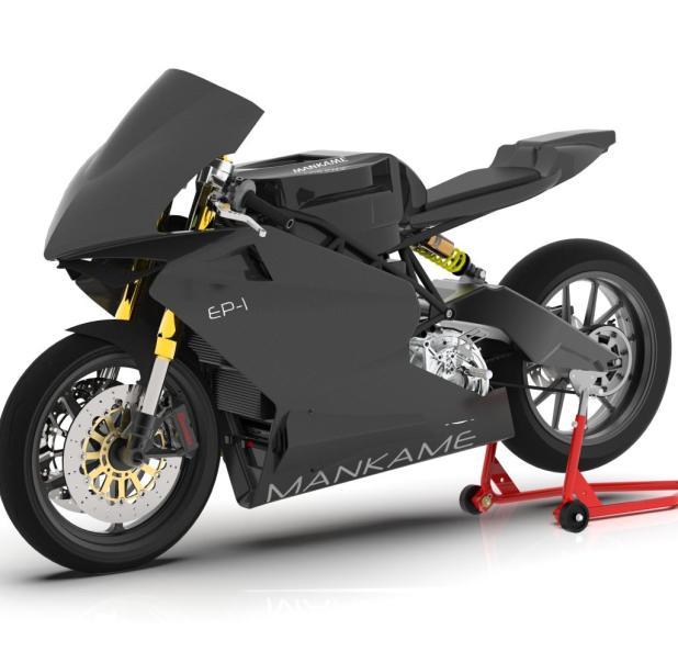 E-Motorrad Mankame EP-1 - Reichweitenstark und günstig