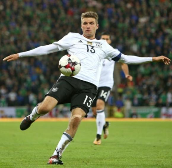 Bildergebnis für Thomas Müller wm 2018