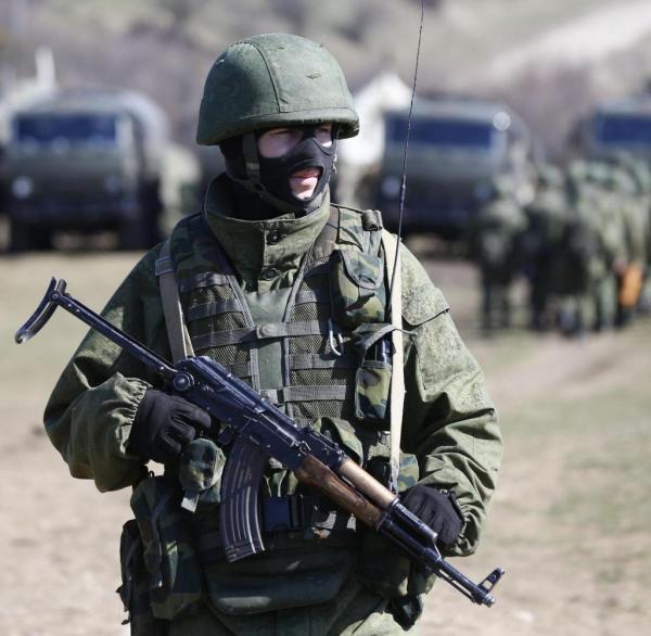 Truppenbewegungen: Nato und Ukraine fürchten russische ...