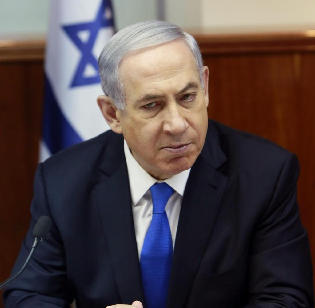 Bildergebnis für Netanyahu korrupt public domain