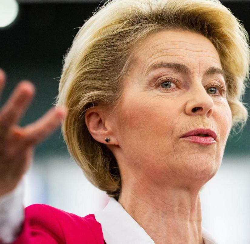 Ursula von der Leyen (CDU): The new woman at the head of the EU Commission
