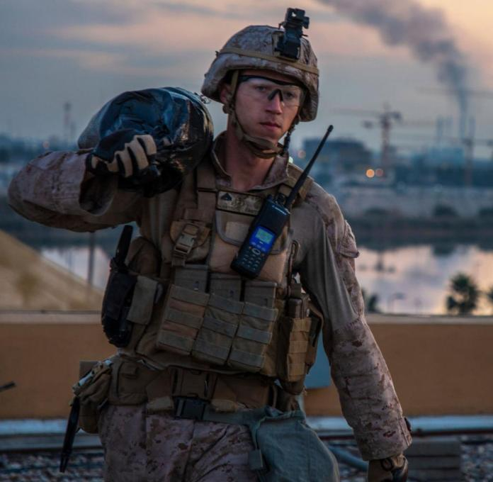 US soldier in Baghdad. How long will US troops stay in Iraq?