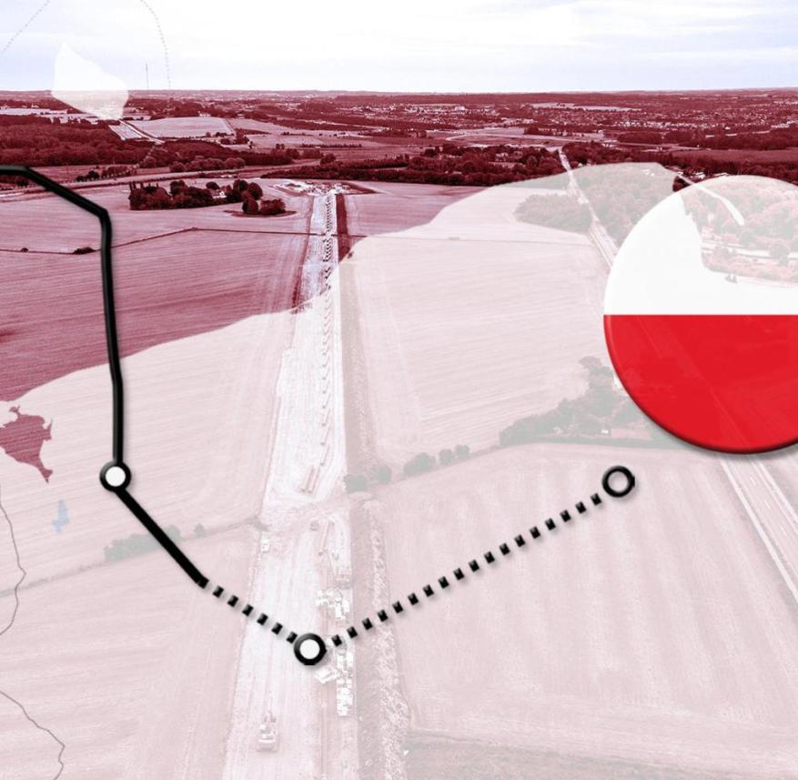 This is how the Baltic Pipe project could go