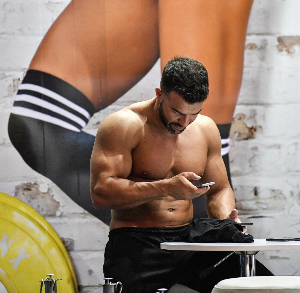 Auf der Fitnessmesse Fibo in Köln wird deutlich: Workout und Social Media gehören zusammen