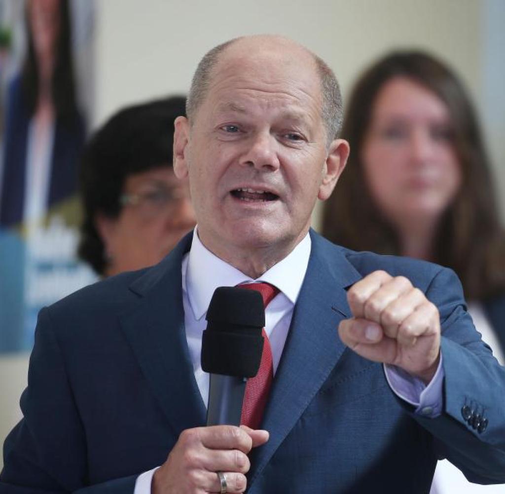 Bundesminister der finanzen @bmf_bund, vizekanzler, kanzlerkandidat der spd. Olaf Scholz warnt vor schneller Rückkehr zur Normalität - WELT