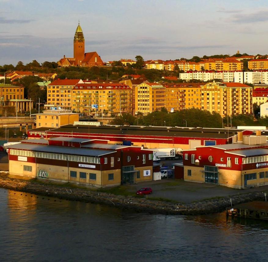Gothenburg in Sweden