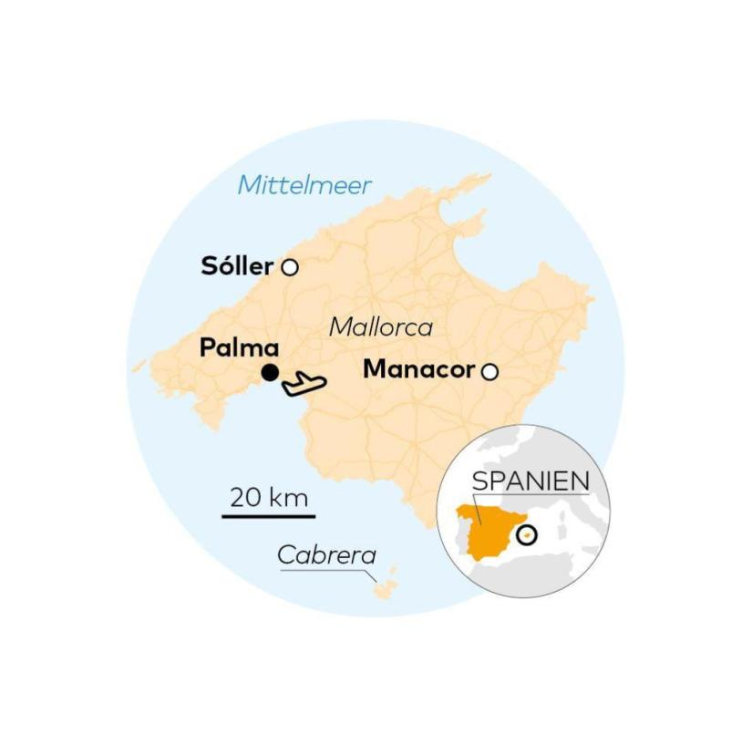 Palma de Mallorca (Balearic Islands, Spain)