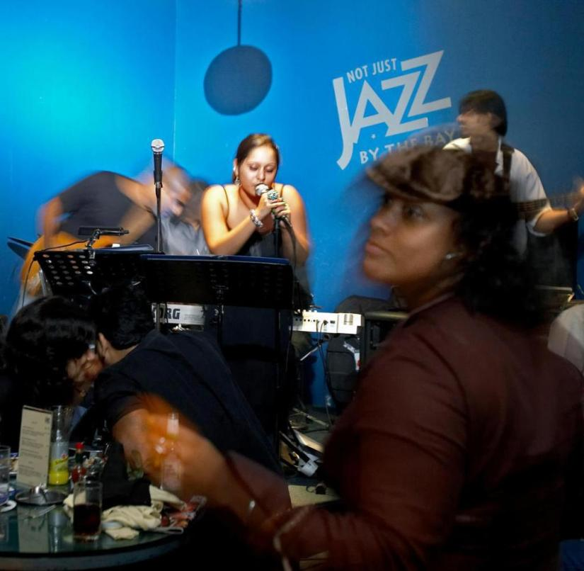 Jazz in India: cool sessions are the order of the day in Mumbai's clubs and lounges