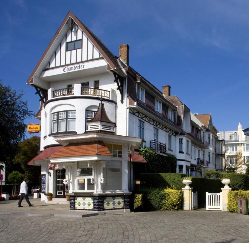 Belgium: De Concessie is the name of the historic center of De Haans, which houses villas from the Belle Époque