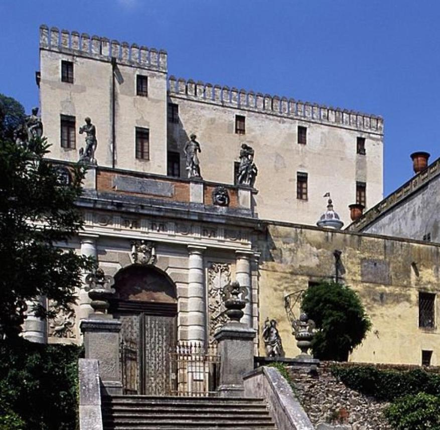 Italy: Before the First World War, the Catajo Castle was owned by the Austrian heir to the throne, Franz Ferdinand