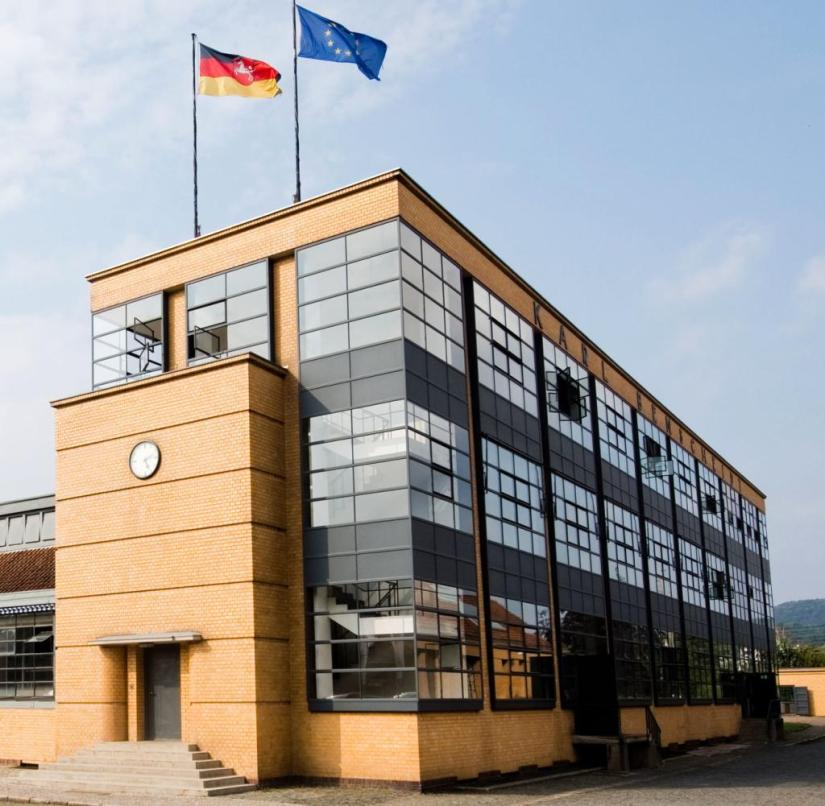 75 years of UNESCO: the Fagus factory in Alfeld (Lower Saxony) is part of the world heritage in Germany