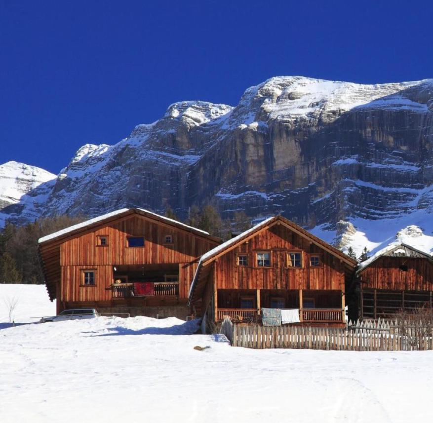 Italy: St. Leonhard in the South Tyrolean Dolomites